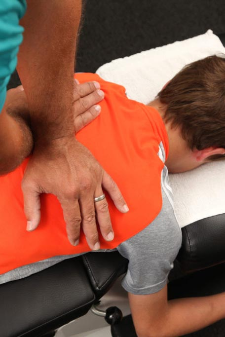chiropractic care - Camelback Medical Centers provides chiropractic care at our Phoenix & Scottsdale locations