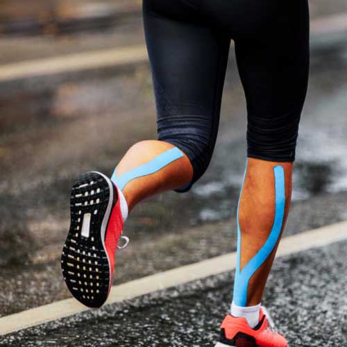 kinesio taping - Camelback Medical Centers offers kinesio taping at our Scottsdale and Phoenix, AZ locations